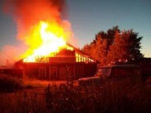 Фото: У Лохвицькому районі внаслідок пожежі загинула людина