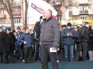 Сергій Каплін вимагає відновлення ядерного статусу України.