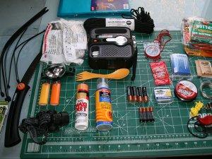Фото: Міноборони розказало, як правильно складати «тривожну валізку» на випадок війни
