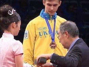 Кременчужанин виборов бронзу Чемпіонату світу з тхеквондо