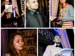 Фото: Поезомузичний вечір: «Творчий Сектор» говорив про Крим, весну і кохання