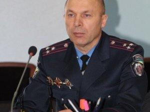 Фото: Іван Корсун відтепер лише виконує обов'язки начальника УМВС Полтавської області