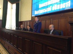 Фото: Нового прокурора Полтавської області представили колективу: цікаві факти біографії