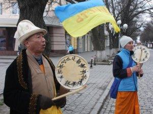Фото: Полтава приєдналась до Маршу світу (фото)