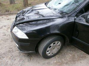 Фото: ДТП на Полтавщині: під Кременчуком водій авто «Шкода Октавія» на смерть збив людину і втік