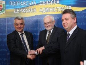 Фото: Польський консул у Полтаві говорив про інвесторів, обмін досвідом та євроінтеграцію