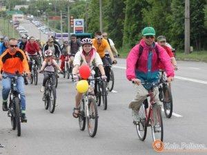 Фото: У Полтаві проведуть Хресний похід на велосипедах