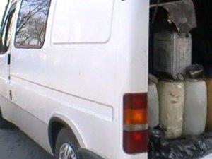 Фото: На Полтавщині незаконно перевозили пальне