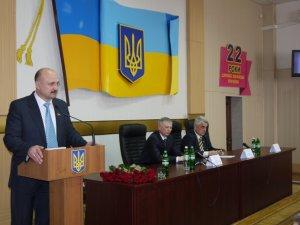 Фото: Колективу УСБУ в Полтавській області представили нового керівника