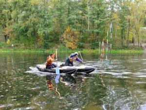 Фото: У Полтаві відбудеться чемпіонат області з водного туризму