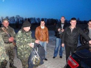 Фото: Як Полтавщина підтримує виведених з Криму військових