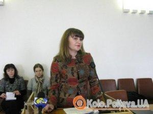 Фото: Заступник мера Полтави Ольга Борисенко оприлюднила декларацію