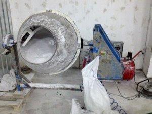 Фото: У Решетилівці викрили підпільний цех побутової хімії, яка шкодила здоров'ю людей