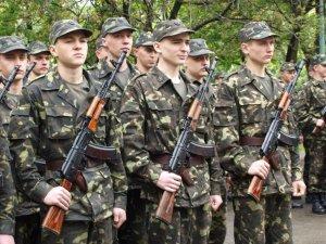 Фото: Рада провалила закон щодо відновлення призову до армії