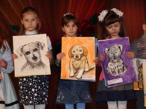 Фото: На благодійному концерті в Полтаві збирали кошти для безпритульних тварин