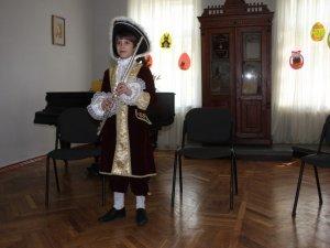 Фото: «Великодню радість» подарували дітям-інвалідам у полтавському музеї Короленка