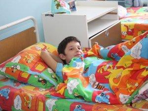 Полтавських дітей у лікарні поздоровили з Великоднем (фото)