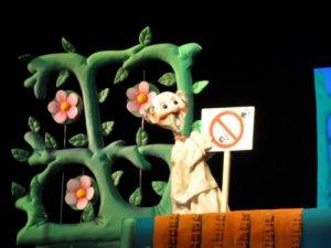 """Фото: Новий погляд на казку про """"Ріпку"""" показали у Полтавському театрі ляльок"""