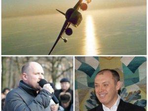 Нардеп Каплін: Мер Полтави утік за кордон