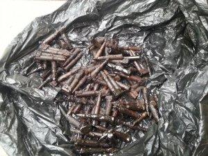 Фото: Мешканець Пирятина на Полтавщині зберігав справжній арсенал