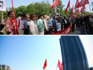 Фото: Першотравень на Полтавщині: міліціонери відзвітували щодо провокацій