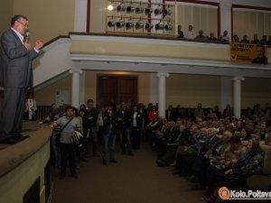 Фото: За що Анатолієві Гриценку аплодували у Полтаві