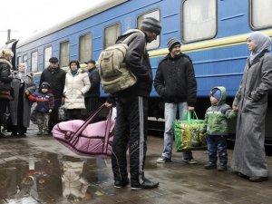 Фото: У Полтаві за допомогою звернулося понад 100 біженців з Криму