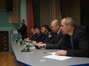 Фото: У Полтаві дві години допитували кандидатів на начальника УМВС