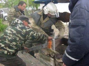 Фото: На Полтавщині жінка впала у колодязь