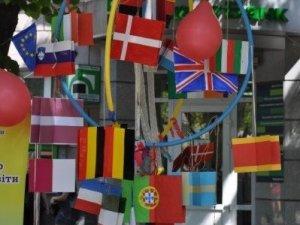 Фото: День Європи у Полтаві: флешмоби, турніри та концерти