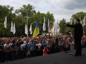 Фото: Ляшко навідав Полтаву: топ-7 цитат кандидата у Президенти (+фото)