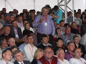 Фото: Юлія Тимошенко побувала на Полтавщині