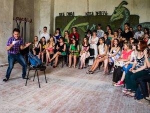 """Фото: Фото. Соціально-мистецький проект """"Кадетаріум 2.0"""" вибухнув у Полтаві різноманіттям митців"""