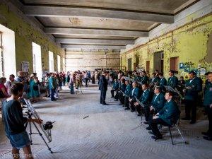 """Фото: """"Кадетаріум 2.0"""": журавлики, оркестр та «грошей немає»"""