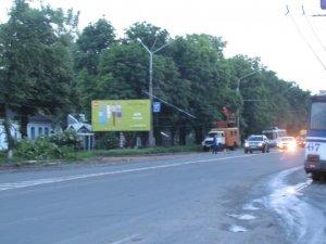 Фото: Від буревію у Полтаві падали дерева та обривались дроти (фото)