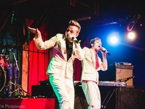 Фото: Фото. У Полтаві відбувся благодійний концерт на підтримку Зіньківського будинку-інтернату