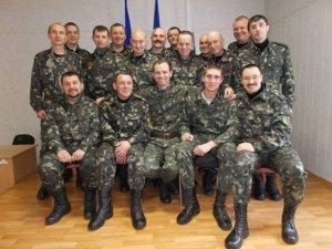 Фото: Полтавським військовим потрібні бронежилети