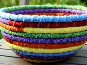 Створюємо тарілку для фруктів та овочів