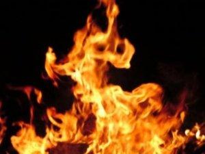 Фото: У Миргороді на аптеці загорілася вивіска