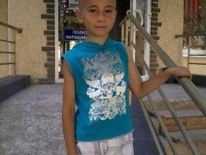 Фото: 10-річний Богдан Синягівський потребує допомоги
