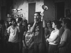 Фото: Полтавці їдуть до Києва поборитися за фінансування III-ого «Кадетаріуму»