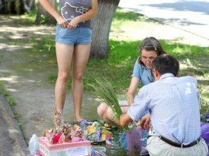 Фото: Як святкували Трійцю в Полтаві (фото)