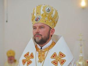 Фото: Владика Василій розповів про Спаську церкву в Полтаві