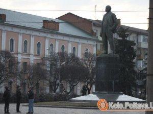 Фото: Микола Ярошенко написав про своє бачення замінника пам'ятника Леніну