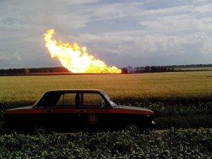 Фото: Аваков заявив, що газопровід на Полтавщині міг вибухнути через бомбу