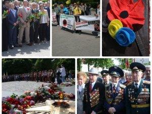 Фото: Полтавці в День скорботи вшанують жертв війни