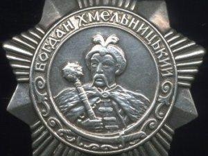 Фото: Президент посмертно нагородив орденом загиблого в АТО полтавця