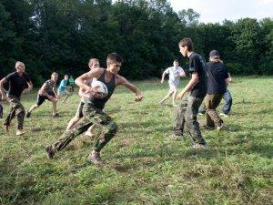 Фото: У літньому таборі під Полтавою загартовуватимуть характер молоді