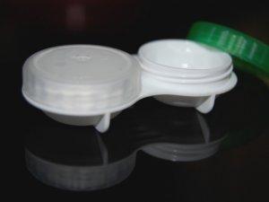 При порушенні зору рятують контактні лінзи
