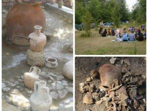 Фото: На Полтавщині організують археологічний табір
